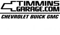Timmins Garage Logo